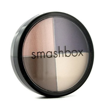 SmashboxEyeshadow Quad - Vanilla/ Sable/ Deep Amethyst/ Golden Pink (Unboxed) 8.34g/0.29oz