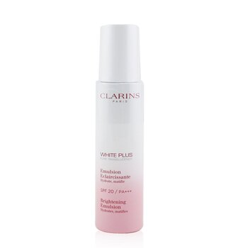 White Plus - Day CareWhite Plus Total Luminescent Brightening Hydrating Emulsion SPF20 / PA+++ 75ml/2.5oz