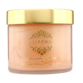 E Coudray Jacinth & Rose Bath and Shower Foaming Cream (New Packaging)  250ml/8.4oz
