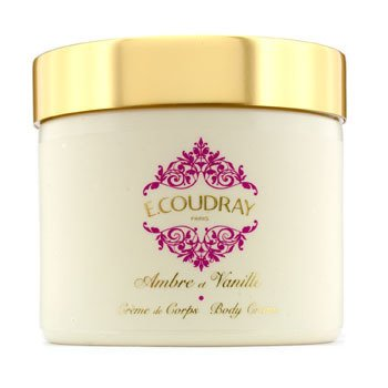 E CoudrayAmber & Vanilla Perfumed Body Cream (New Packaging) 250ml/8.4oz