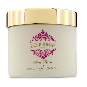 E Coudray Iris Rose Perfumed Body Cream (New Packaging) 250ml/8.4oz