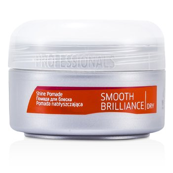 WellaStyling Dry Smooth Brilliance Shine Pomade (Hold Level 1) 75ml/2.5oz