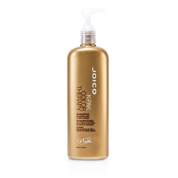 JoicoK-Pak Color Therapy Shampoo - To Preserve Color & Repair Damage (New Packaging) 500ml/16.9oz