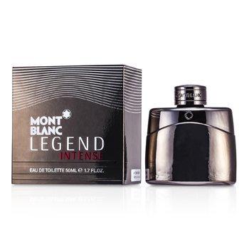 Mont BlancLegend Intense Eau De Toilette Spray 50ml/1.7oz
