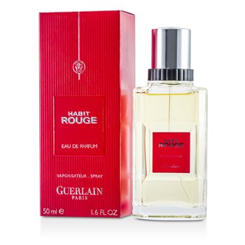 GuerlainHabit Rouge Eau De Parfum Spray 50ml/1.6oz