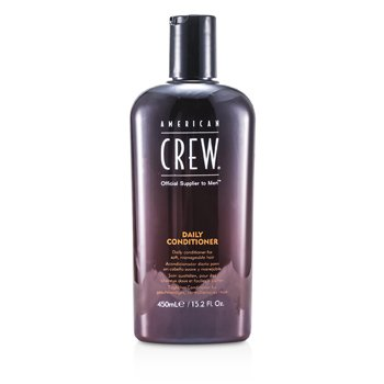 American CrewMen Daily Conditioner (For Soft, Manageable Hair) 450ml/15.2oz
