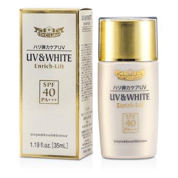 Dr. Ci:LaboUV & White Lift Enriquecido SPF 40 PA+++ 35ml/1.19oz