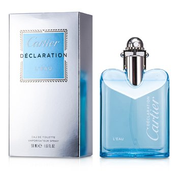 Cartier Declaration L'Eau EDT Spray 50ml/1.6oz  men