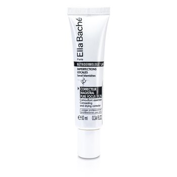 Ella BacheNutridermologie Magistral Pure Focus 19.3% Concealing & Drying Corrector (Salon Product) 10ml/0.34oz
