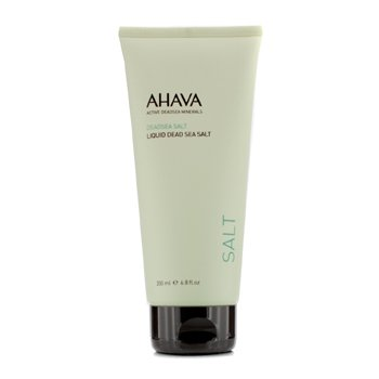 Ahava Deadsea Salt Liquid Deadsea Salt (Unboxed) 200ml/6.8oz