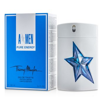 Thierry MuglerA*Men Pure Energy Eau De Toilette Spray (Limited Edition) 100ml/3.4oz