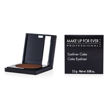 Make Up For EverCake Eyeliner - # 4 (Brown) 2.5g/0.08oz