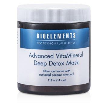 BioelementsAdvanced VitaMineral Mascarilla Desintoxicante Profunda (Producto Sal�n) 118ml/4oz