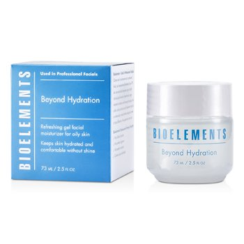 Bioelements Beyond Hydration - Refreshing Gel Facial Moisturizer (For Oily& Very Oily Skin Types& Sa