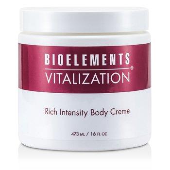 Bioelements Vitalization Rich Intensity Body Cream (Salon Size) 473ml/16oz