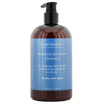 BioelementsMoisture Positive Cleanser (Salon Size, For Very Dry, Dry Skin Types) 473ml/16oz