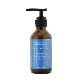 BioelementsStress Solution - Suero Facial Suavizante de Piel (Tama�o Sal�n, Para Todo Tipo de Piel) 88ml/3oz