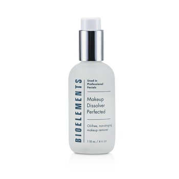 BioelementsDisolvente de Maquillaje Perfeccionado - Libre de Aceite, Removedor de Maquillaje No Picante (Producto Sal�n) 118ml/4oz