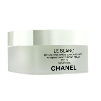 ChanelLe Blanc Whitening Moisturizing Cream TXC Creme Riche 143750 50ml/1.7oz
