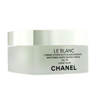 ChanelLe Blanc Whitening Moisturizing Cream TXC Crema Rica 50ml/1.7oz