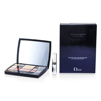 Christian DiorCouture Palette Edition Voyage Total Makeover Palette: 1x Compact Fdn, 1x Blush, 8x Eyeshadows, 1x Mascara...)