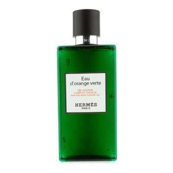 HermesD'Orange Verte Hair & Body Shower Gel 200ml/6.5oz