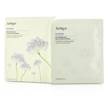 JurliquePurely White Skin Brightening Facial Treatment Mask 5x20ml/0.67oz