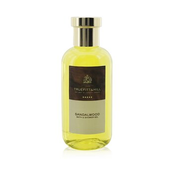 Truefitt & Hill Sandalwood Bath & Shower Gel  200ml/6.7oz