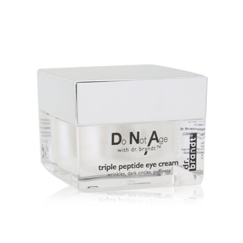 Dr. BrandtDo Not Age Triple Peptide Eye Cream 15g/0.5oz