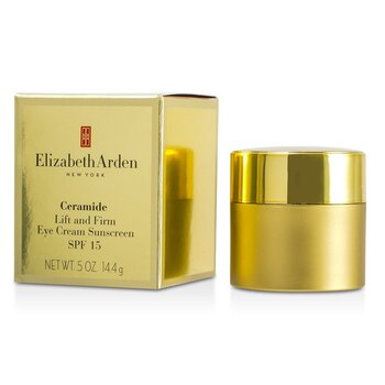Elizabeth ArdenCeramide Lift and Firm Eye Cream Sunscreen SPF 15 14.4g/0.5oz