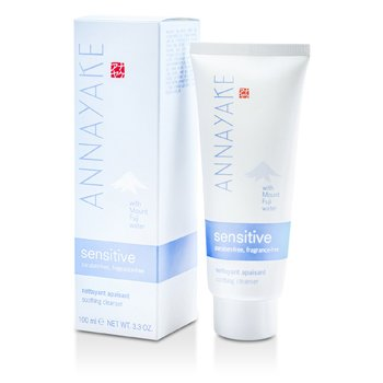 AnnayakeSoothing Cleanser (For Sensitive Skin) 100ml/3.3oz