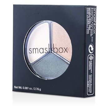 SmashboxPhoto Op Eye Shadow Trio - # Quick Take (Vanilla/Ambient/Serpent) 2.76g/0.097oz