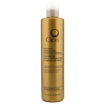 Ojon Rare Blend Moisture-Rich Cleansing Conditioner (For Dry or Breakage Prone Hair)  240ml/8.1oz