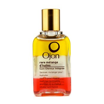 Ojon Rare Blend Oil Total Hair Therapy (For Thick or Coarse Damaged Hair)  45ml/1.5oz
