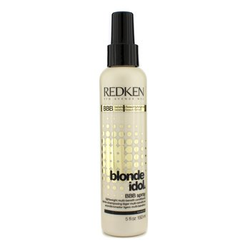 RedkenBlonde Idol BBB Spray Lightweight Multi-Benefit Conditioner (For Beautiful Blonde Hair) 150ml/5oz