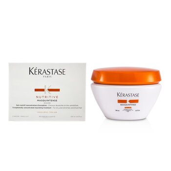 Kerastase V�ivn� p��e Nutritive Masquintense Exceptionally Concentrated Nourishing Treatment (such� a extr�mn� citliv� hust� vlasy)  200ml/6.8oz