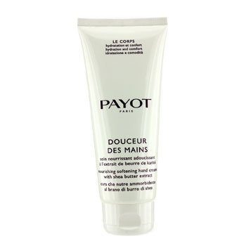 Payot Le Corps Douceur Des Mains Nourishing Softening Hand Cream With Shea Butte skincare