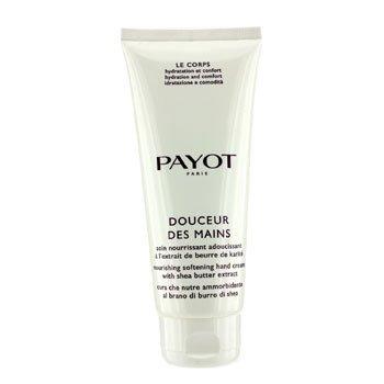 Payot Le Corps Douceur Des Mains Питательный Смягчающий Крем для Рук с Экстрактом Масла Ши (Салонный Размер) 200ml/6.7oz