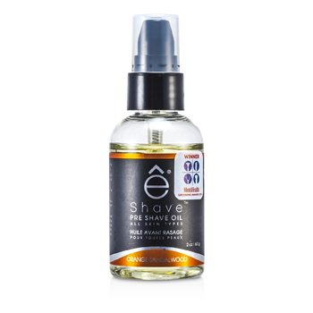 EShave Pre Shave Oil - Orange Sandalwood 60g/2oz