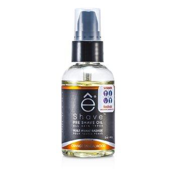 EShavePre Shave Oil - Orange Sandalwood 60g/2oz