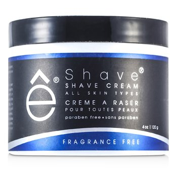 EShaveShave Cream - Fragrance Free 120g/4oz