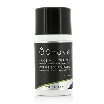 EShave Sun Protection Face Moisturizer - White Tea 50g/1.7oz