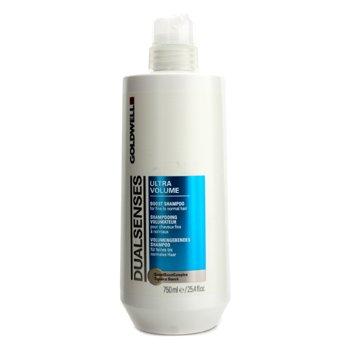 GoldwellDual Senses Ultra Volume Boost Shampoo (For Fine to Normal Hair) 750ml/25.4oz