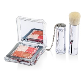 Jill Stuart Layer Blush Compact (4 Color Blush Compact + Brush) – # 06 Old Rose 4.2g/0.14oz