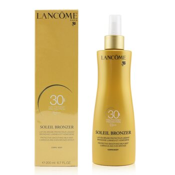 LancomeSoleil Bronzer Smoothing Protective Milk-Mist SPF30 200ml/6.7oz