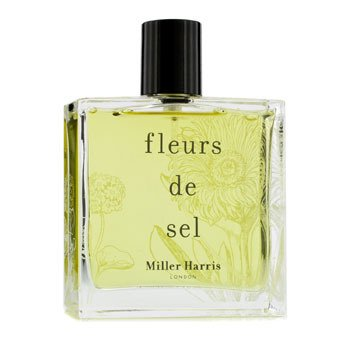 Miller Harris Fleurs De Sel Eau De Parfum Spray (New Packaging) 100ml/3.4oz