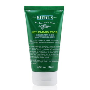Kiehl's Men's Oil Eliminator 24-Hour Anti-Shing Moisturizer  125ml/4.2oz
