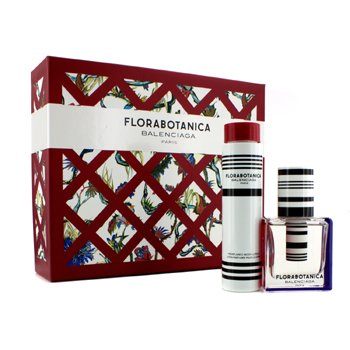 BalenciagaFlorabotanica Coffret: Eau De Parfum Spray 50ml/1.7oz + Perfumed Body Lotion 100ml/3.4oz 2pcs