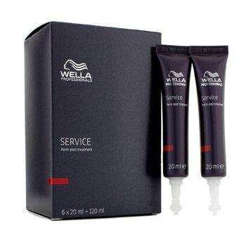 Wella Service Perm Post Tratamiento  6x20ml/0.7oz