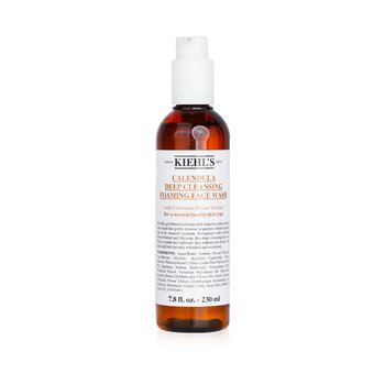 Calendula - CleanserCalendula Deep Cleansing Foaming Face Wash 230ml/7.8oz